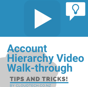 The Account Hierarchy (with Video Walk-through)