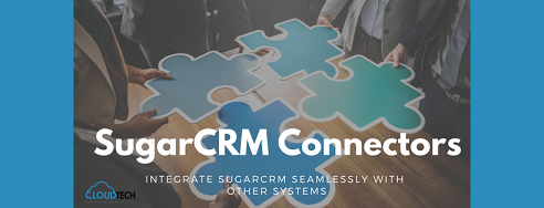 SugarCRM Connectors to other systems.